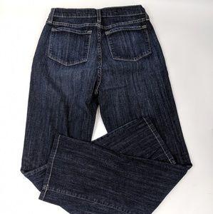 NYDJ Jeans - NYDJ high rise lift tuck straight leg jeans